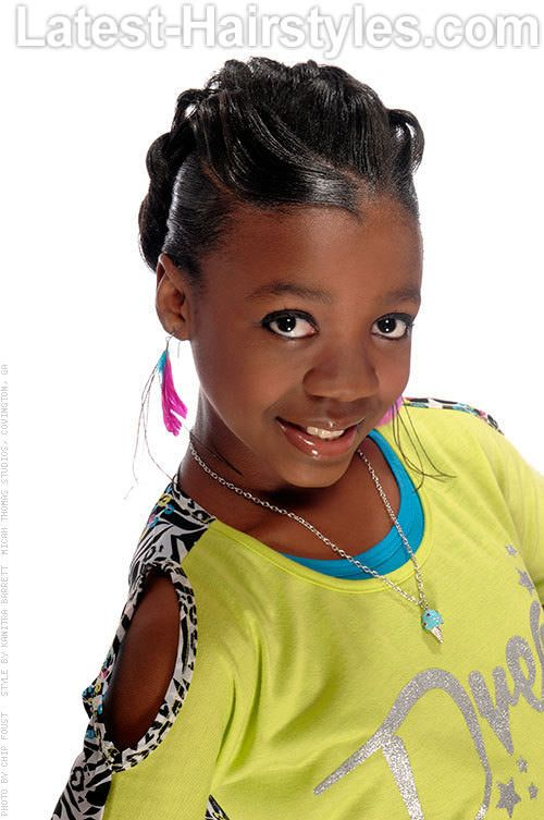 Black Girl Short Hairstyles find this pin and more on short haircuts by blackhairinfo Black Hair