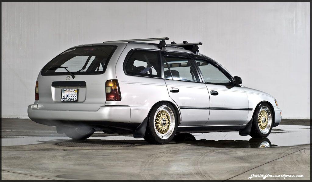 1993 Toyota Ae102 Wagon Toyota Corolla Toyota Corolla Wagon