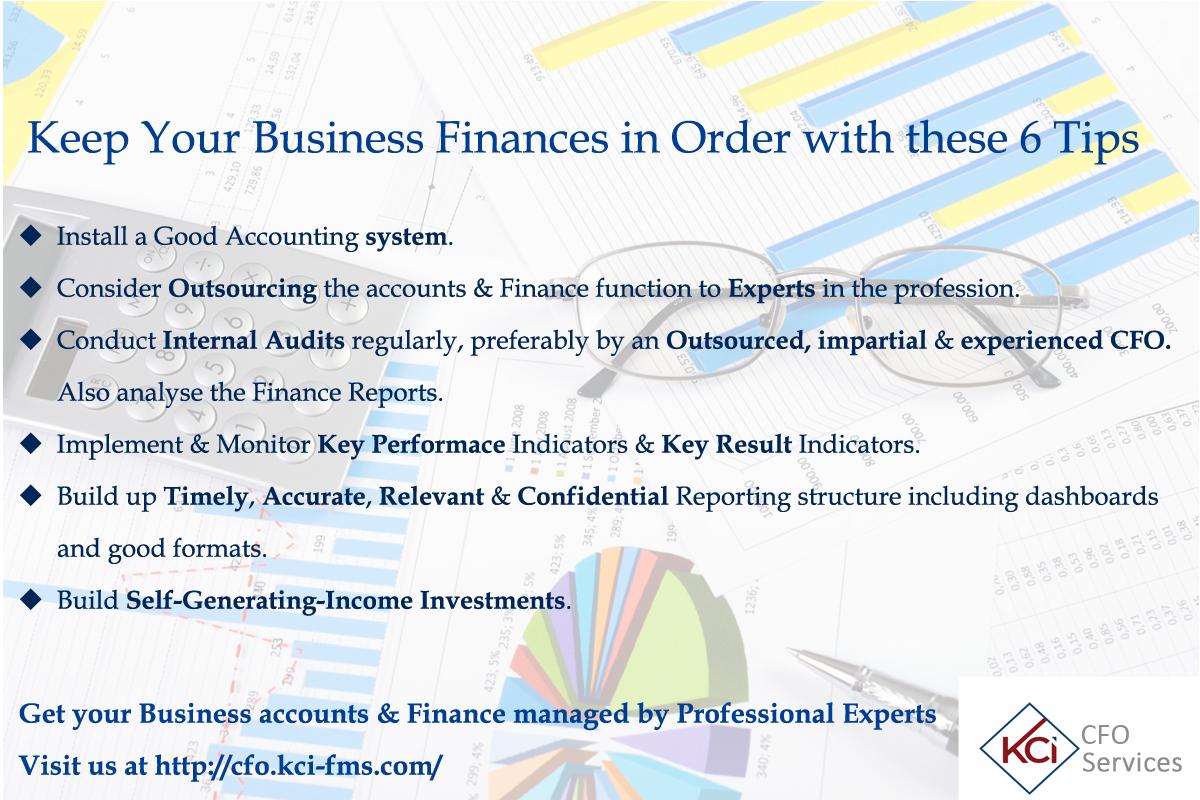Kc International Cfo Dubai Uae Finance Function Business Finance Financial Management