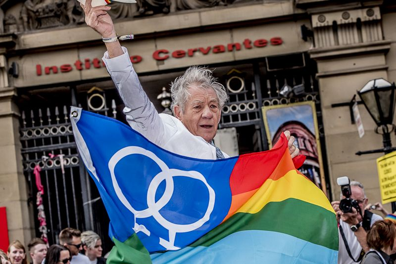 PICTURED | Manchester Pride 2015 - From Mr Leather To Corrie & Sir Ian McKellen | Manchester Confidential