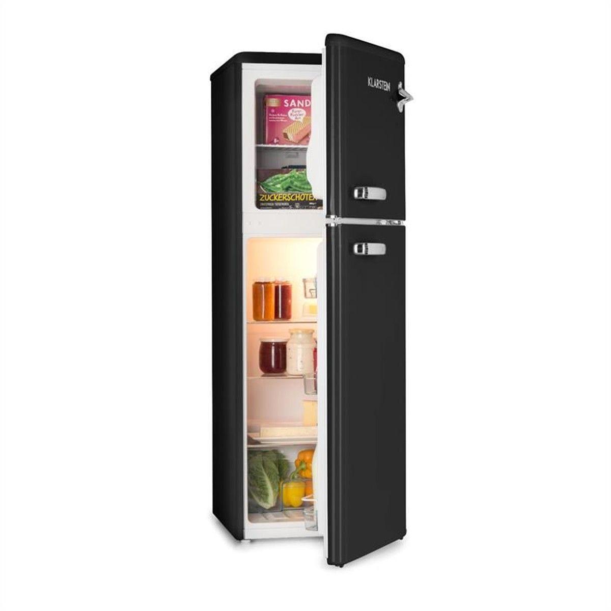Refrigerateur Congelateur Audrey Verre Incassable Refrigerateur