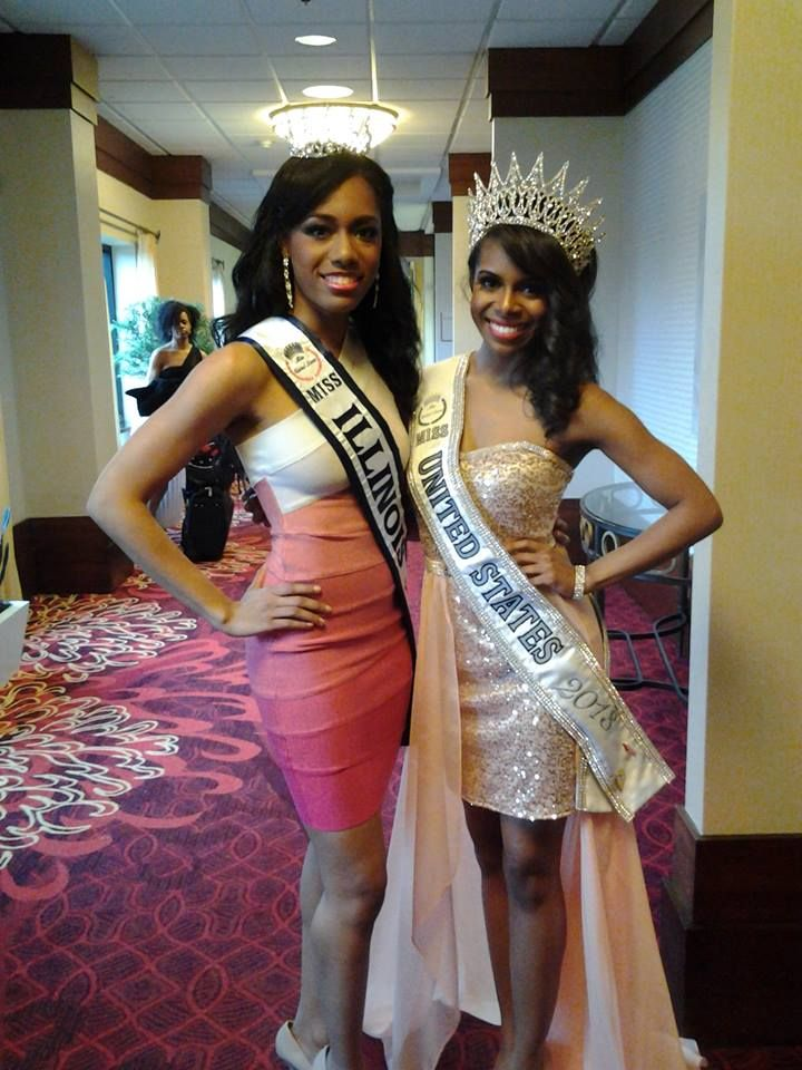 Our reigning Miss United States 2013 Candiace Dillard