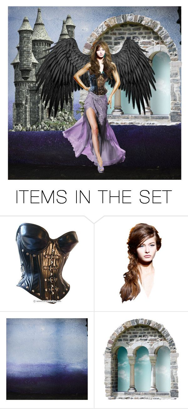 """""""We are the Fallen"""" by neesyrn ❤ liked on Polyvore featuring art"""