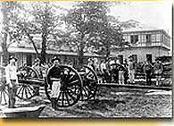 Spanish American War, Battery B