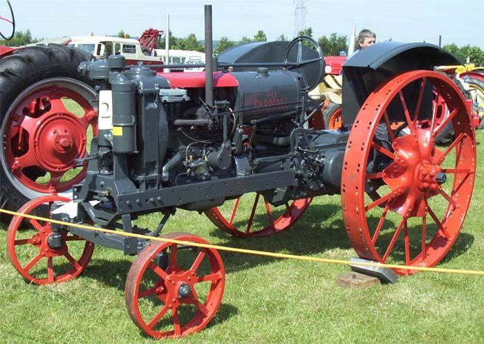 Farmall F12 Decals : Mccormick deering farmall f tractor image tractors
