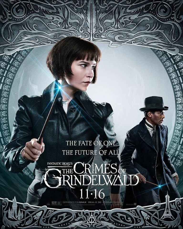 A New Poster From Fantastic Beasts And The Crimes Of Grindelwald