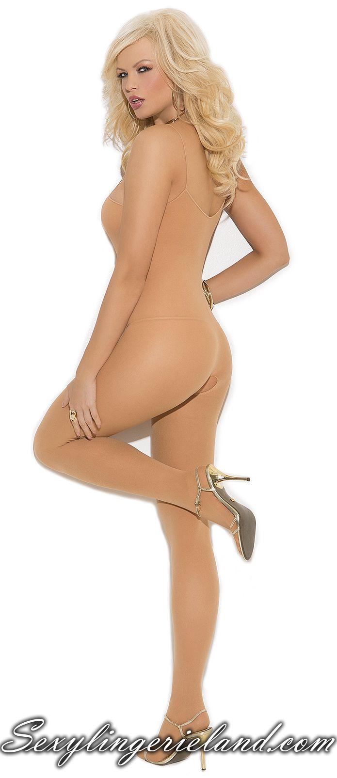 em-1601 nude nylon bodystocking | babes | pinterest | body stocking