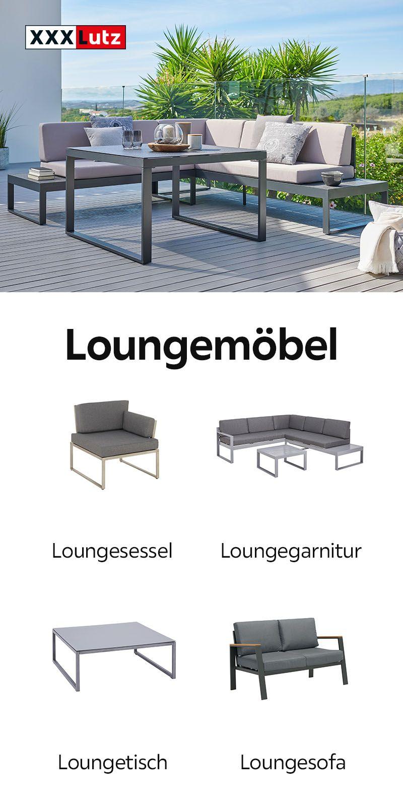 Loungemobel Loungesesseln Loungegarnitur Loungetische