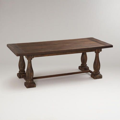 Greyson Fixed Dining Table V2 Cost Plus World Market