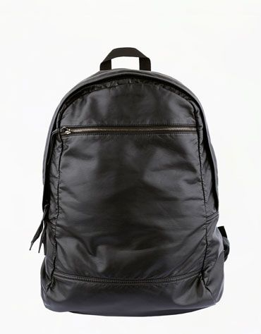Bershka Philippines - Imitation leather backpack | For Le Boy ...