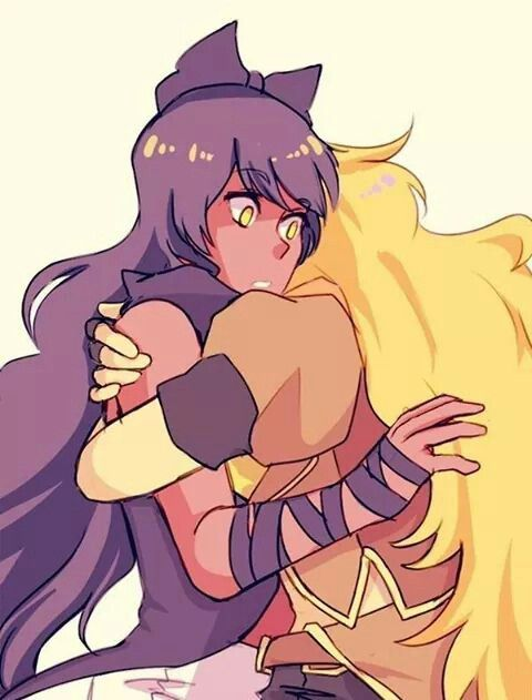 Season 2 of RWBY = A shit load of Bumbleby moments