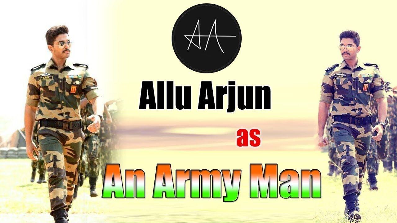 Surya the soldier allu arjun full movie hindi