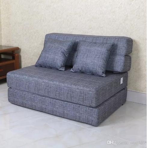 Quinn Fabric sofa Bed