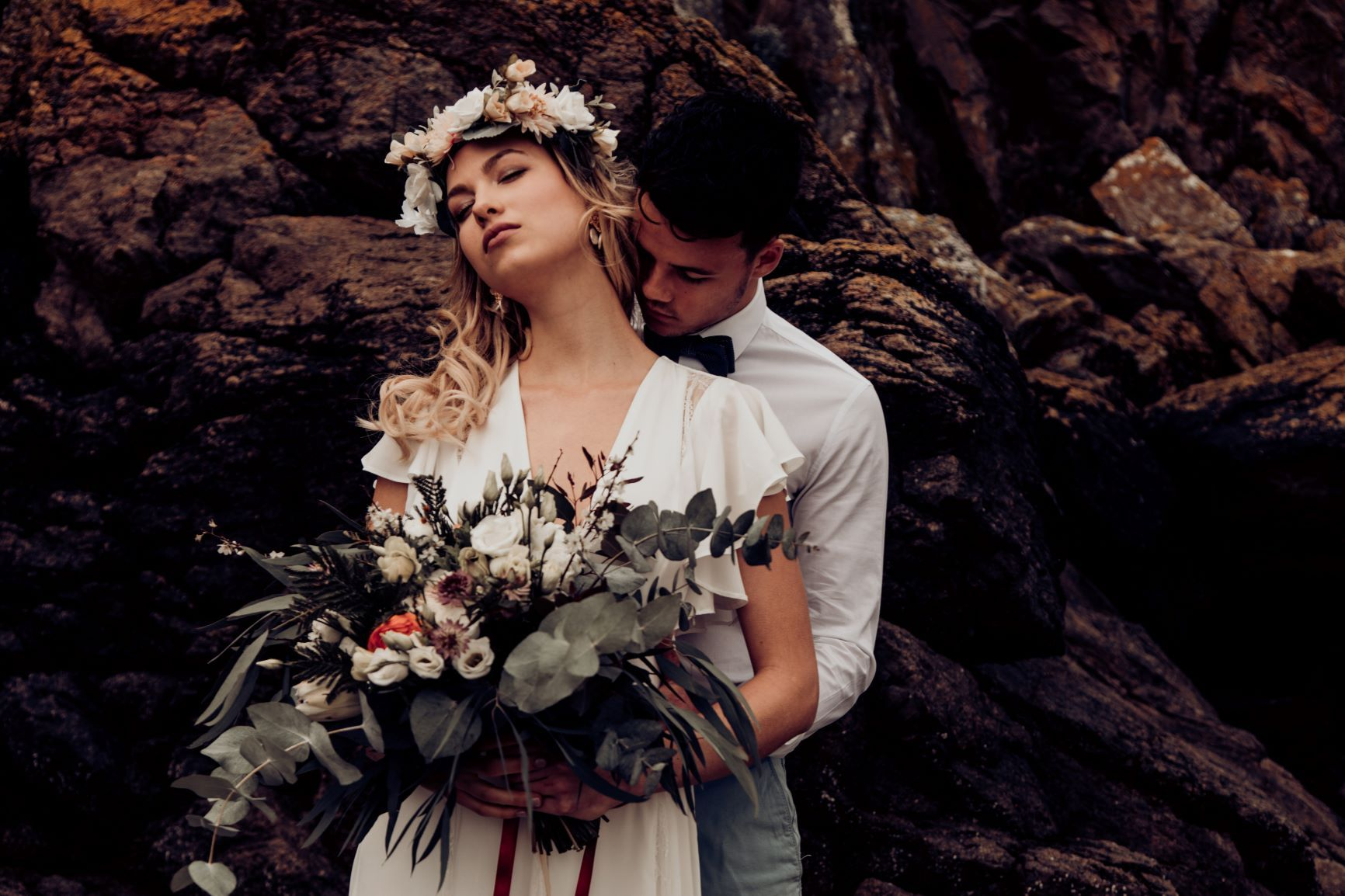 Photo of Inspiration: A romantic Ro (ck) couple session – The Wedding …
