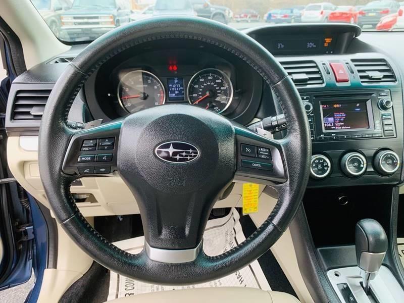 2013 Subaru Xv Crosstrek 2 0i Limited Awd 4dr Crossover In 2020 Subaru Car East Coast