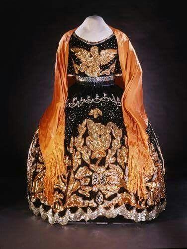 Vestido De China Poblana Esta Hermoso Vestido De China
