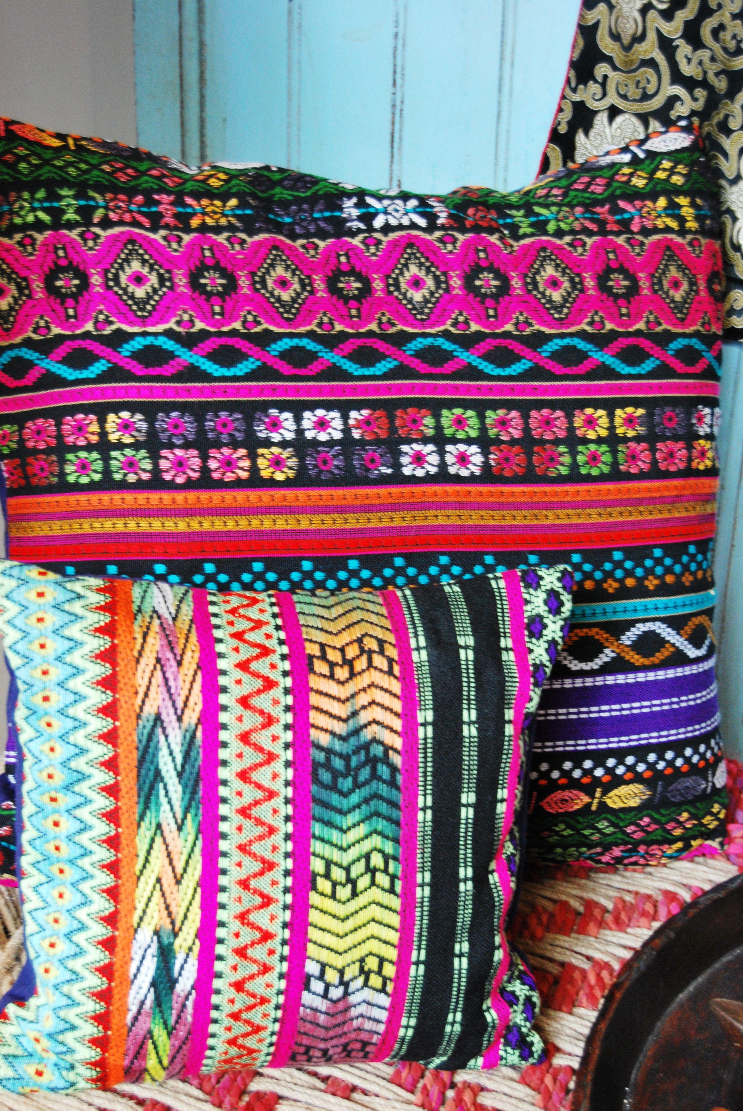 Fundes de coixí, India