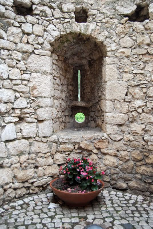 Sermoneta, a lovely medieval town