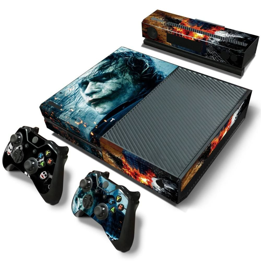 The Joker Collection skin sticker for xbox one