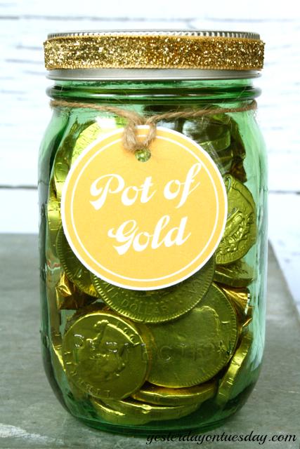 St Patrick S Day Crafts Mason Jar Gifts Jar Gifts Holiday Mason Jar Crafts