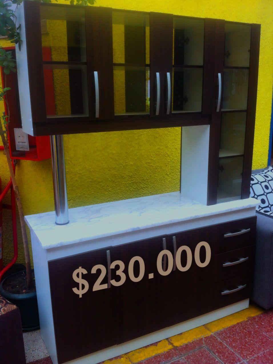 Mueble cocina americana 1,50m | Muebles en oferta, pagó efectivo ...