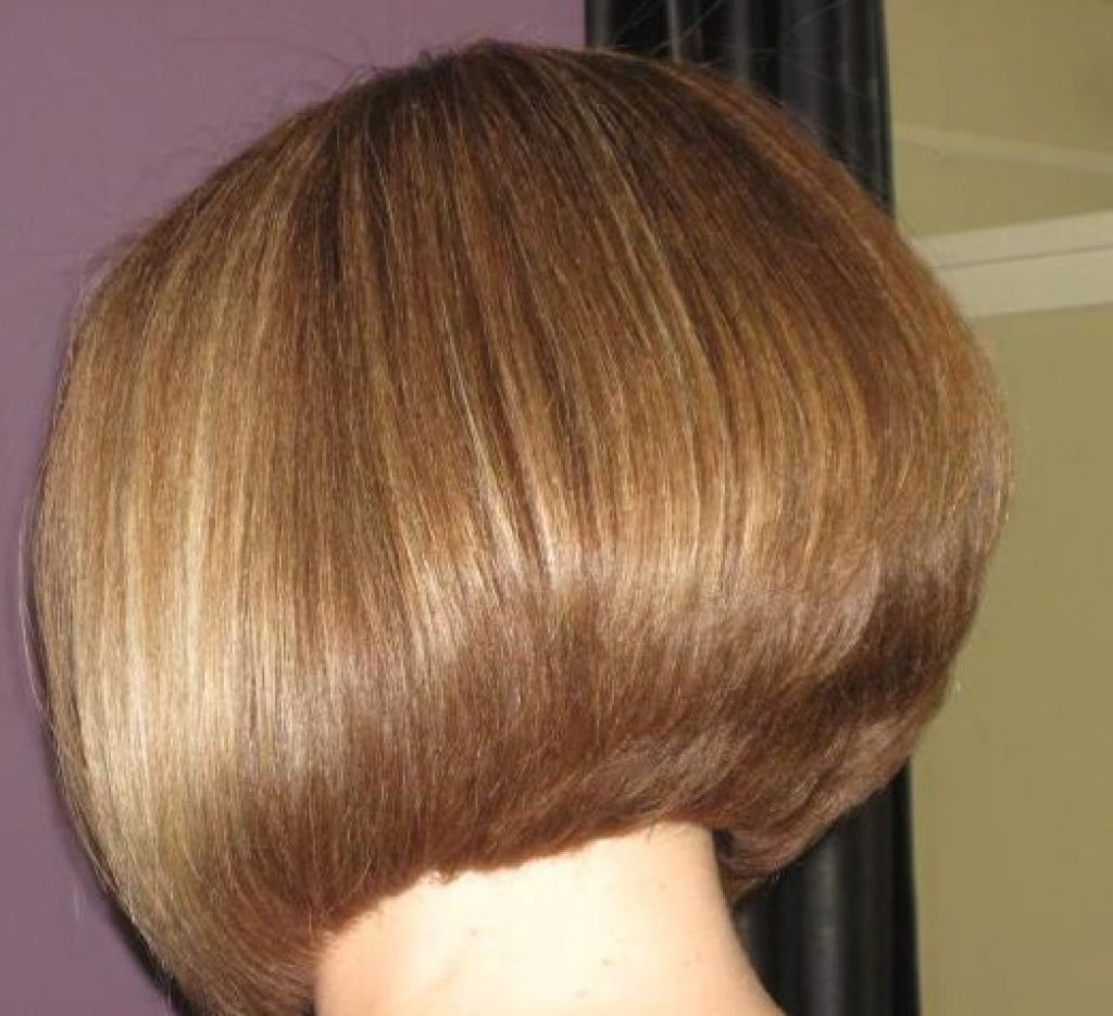 Image result for hairstyle short haircuts women over back view