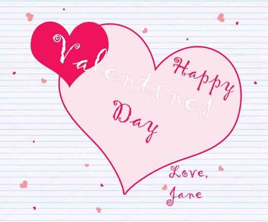 Valentine Day is about to Come, Here are Free PSD Templates for - love templates free