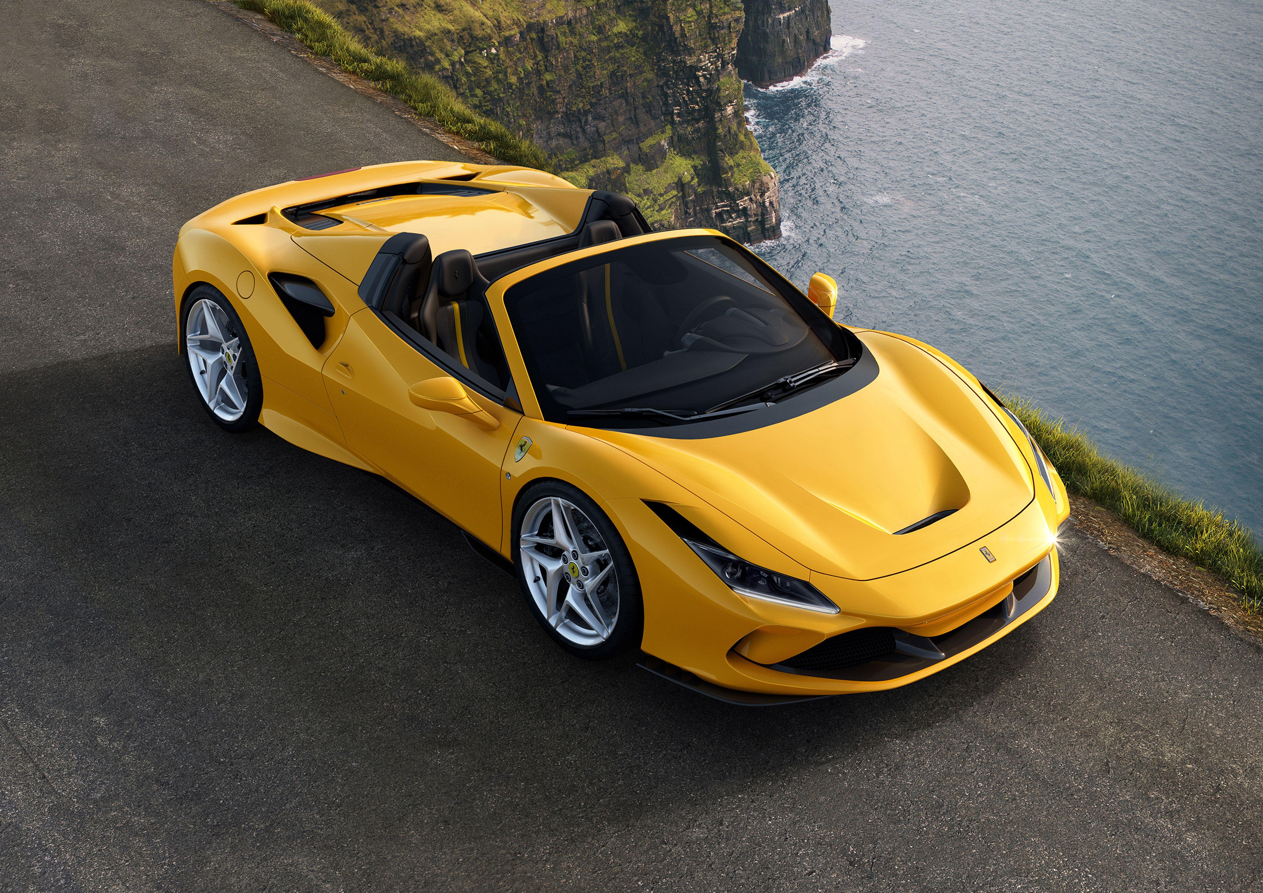 2020 Ferrari F8 Spider Quirks And Facts Top Speed Top Sports Cars Ferrari Super Cars