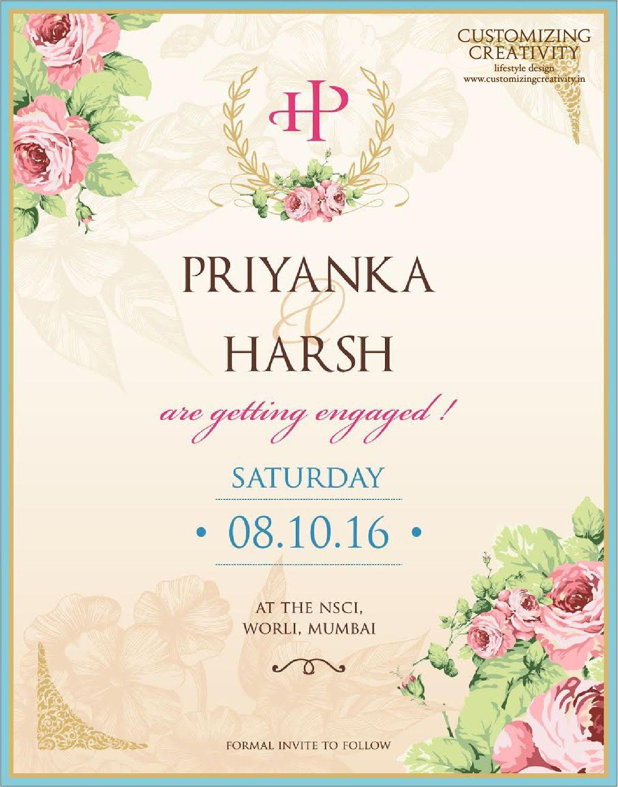 Wedding Invitation Cards Indian