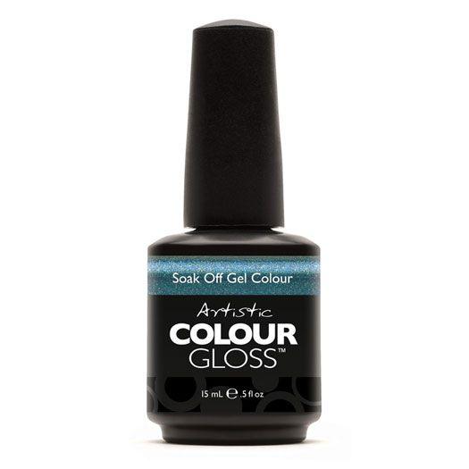 Esmaltes Artistic Nail Design. Tono #1 REF. AR3001 Artistic Color Gloss. Avante - Garde