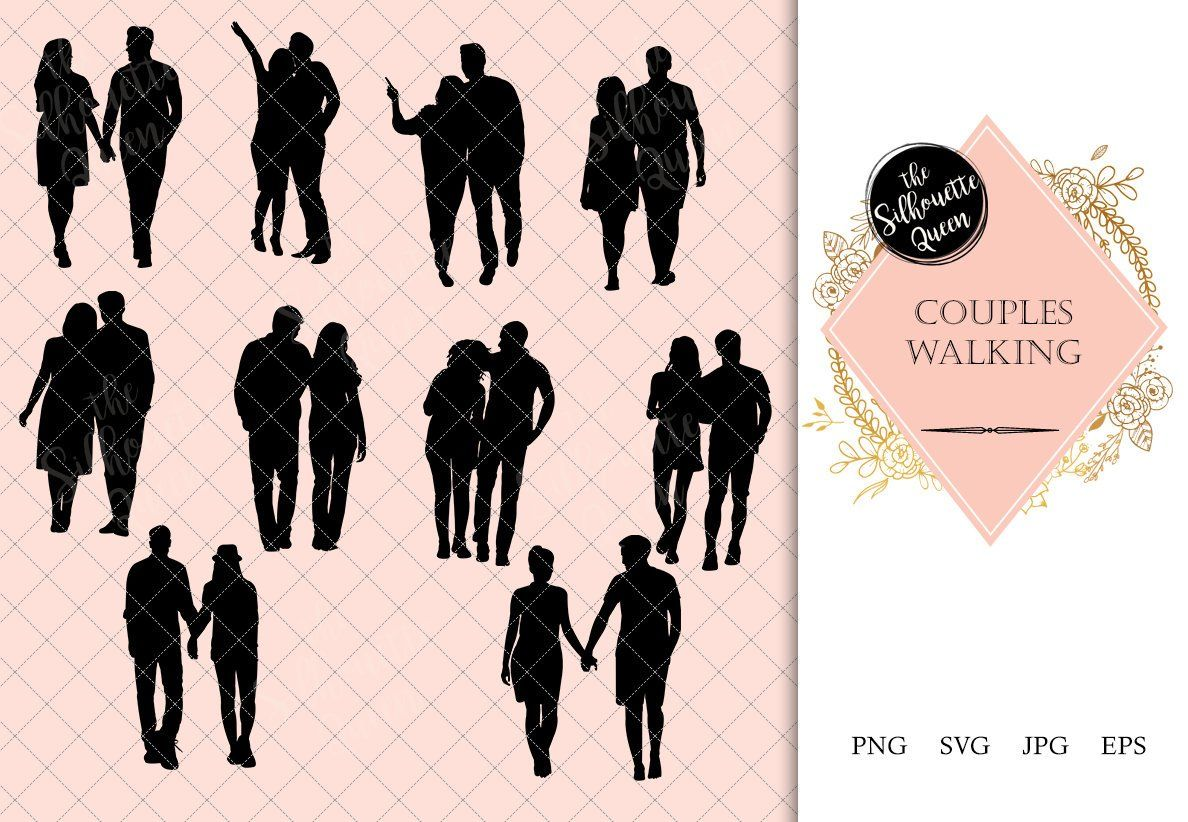 Clipart JPG Vector Logo SVG PNG Lady On Phone Silhouette Clip Art ...