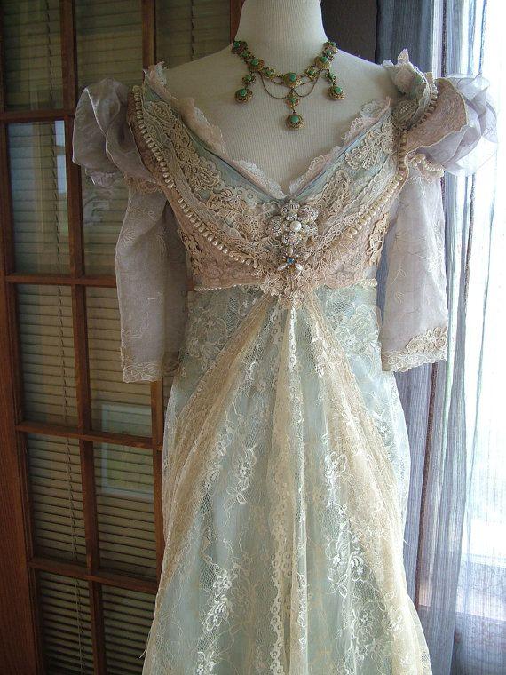 Original handgefertigte Vintage inspirierte Cinderella \
