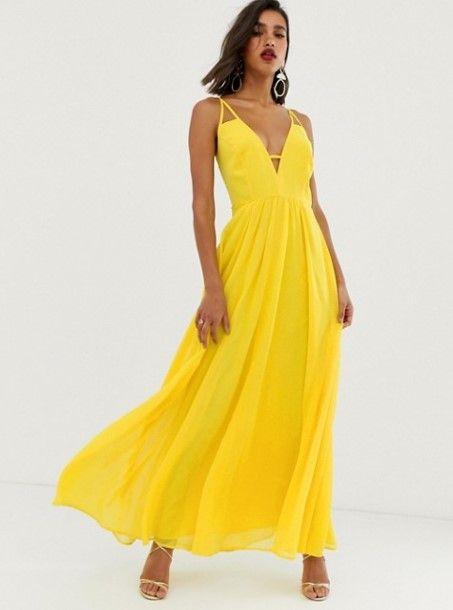 56256df6e2c0 Maxi φορέματα 30 Όμορφα φορέματα για κουμπάρα!