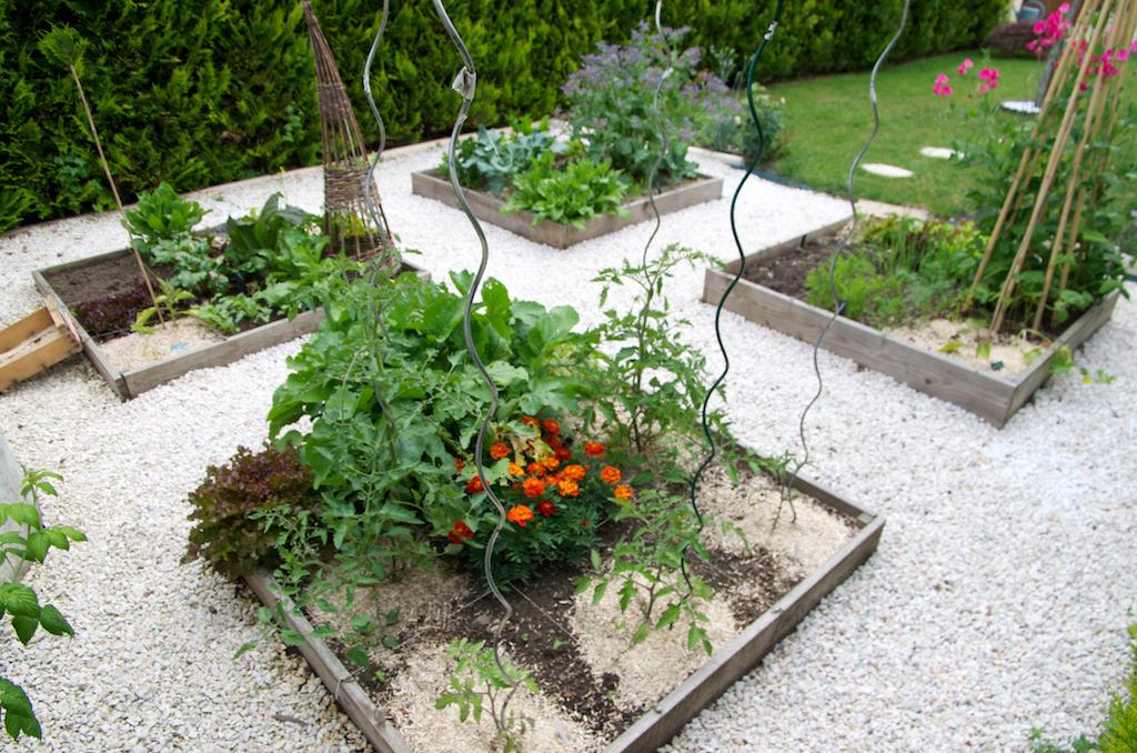 la culture d 39 un potager pour les d butants potager en carr potager carr potager et jardinage. Black Bedroom Furniture Sets. Home Design Ideas