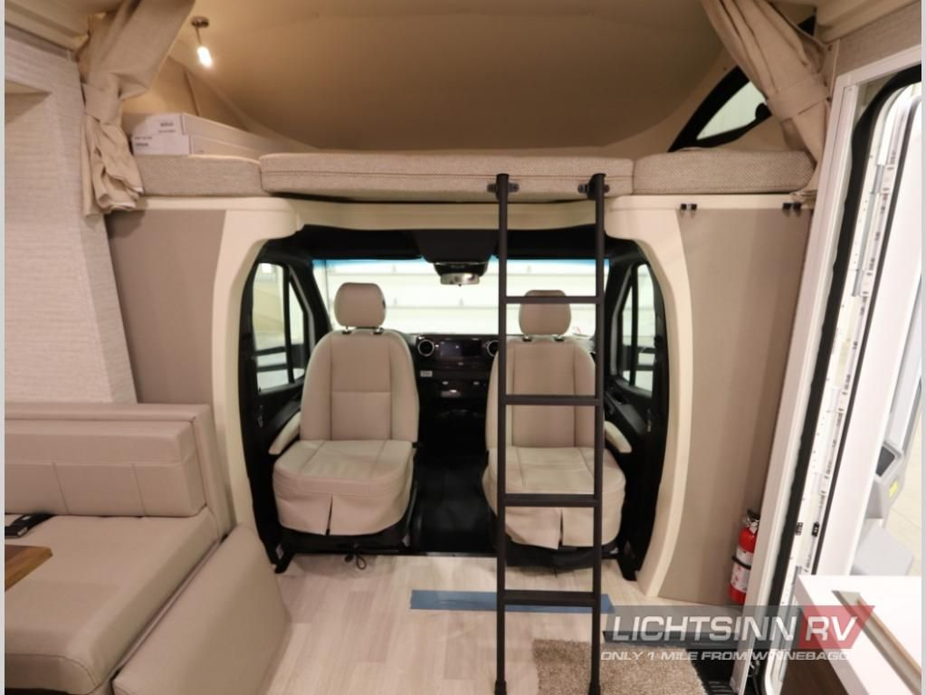 New 2021 Winnebago View 24j Motor Home Class C Diesel At Lichtsinn Rv Forest City Ia 72124 In 2020 Camper Van Life Double Door Refrigerator Size Fuel Efficient