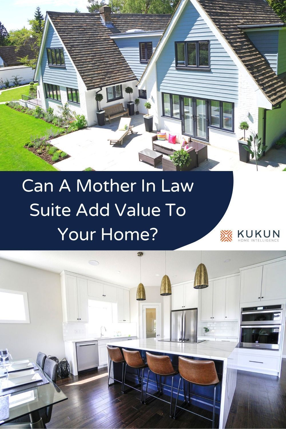 Does A Mother In Law Suite Add Value To A Home How Much Western Home Decor Minimalist Home Interior Home Additions
