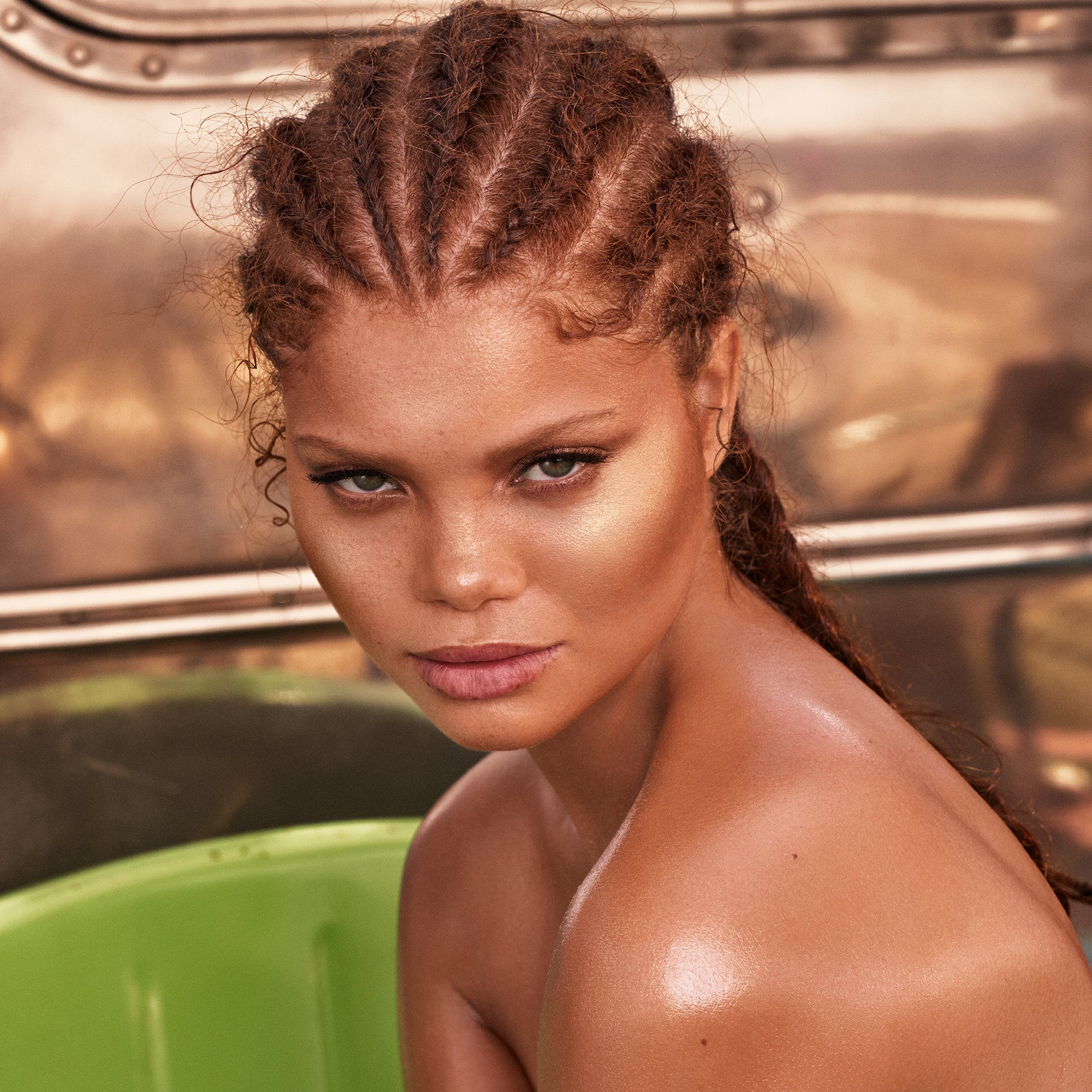Pin by garmai. on hair + beauty. (With images) Fenty