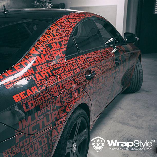 367 Car Wrap Vehicle Signage Defender Car