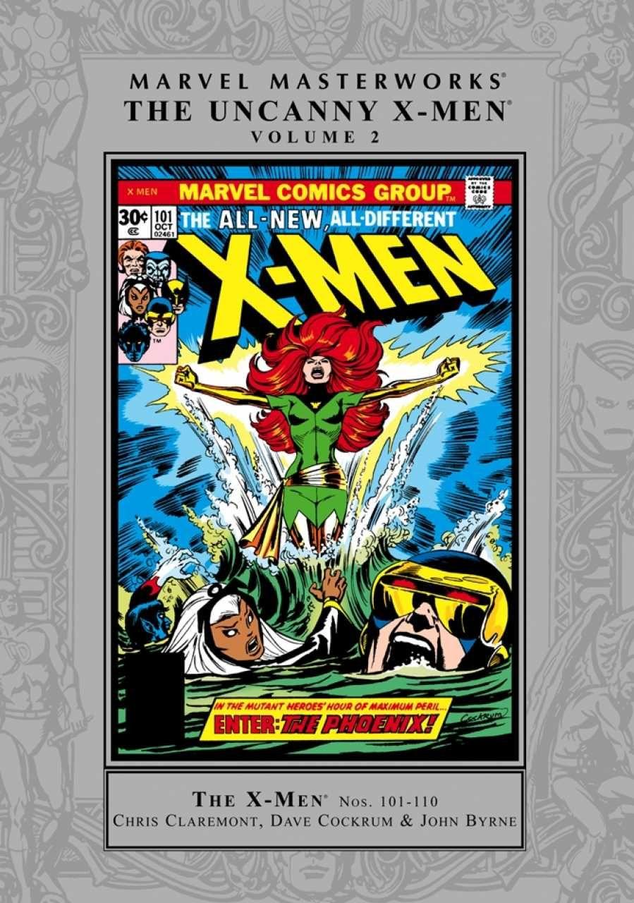 Marvel Masterworks The Uncanny X Men 2 Volume 2 Issue Marvel Masterworks The Uncanny X Men