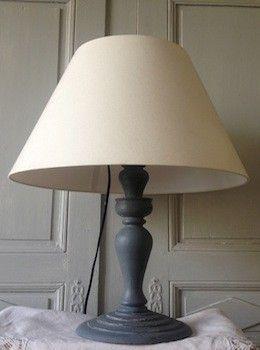 Au Salon Allonschiner Enligne Lampe Bois Bois Lampe