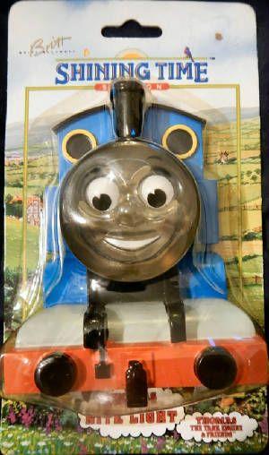 Thomas the Tank Engine Nite Lite (# 5207) | Kids tech toys | Pinterest