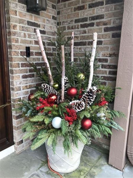 Normous  Christmas Occasion Decorations - Some Good Concepts #christmasdecorideas