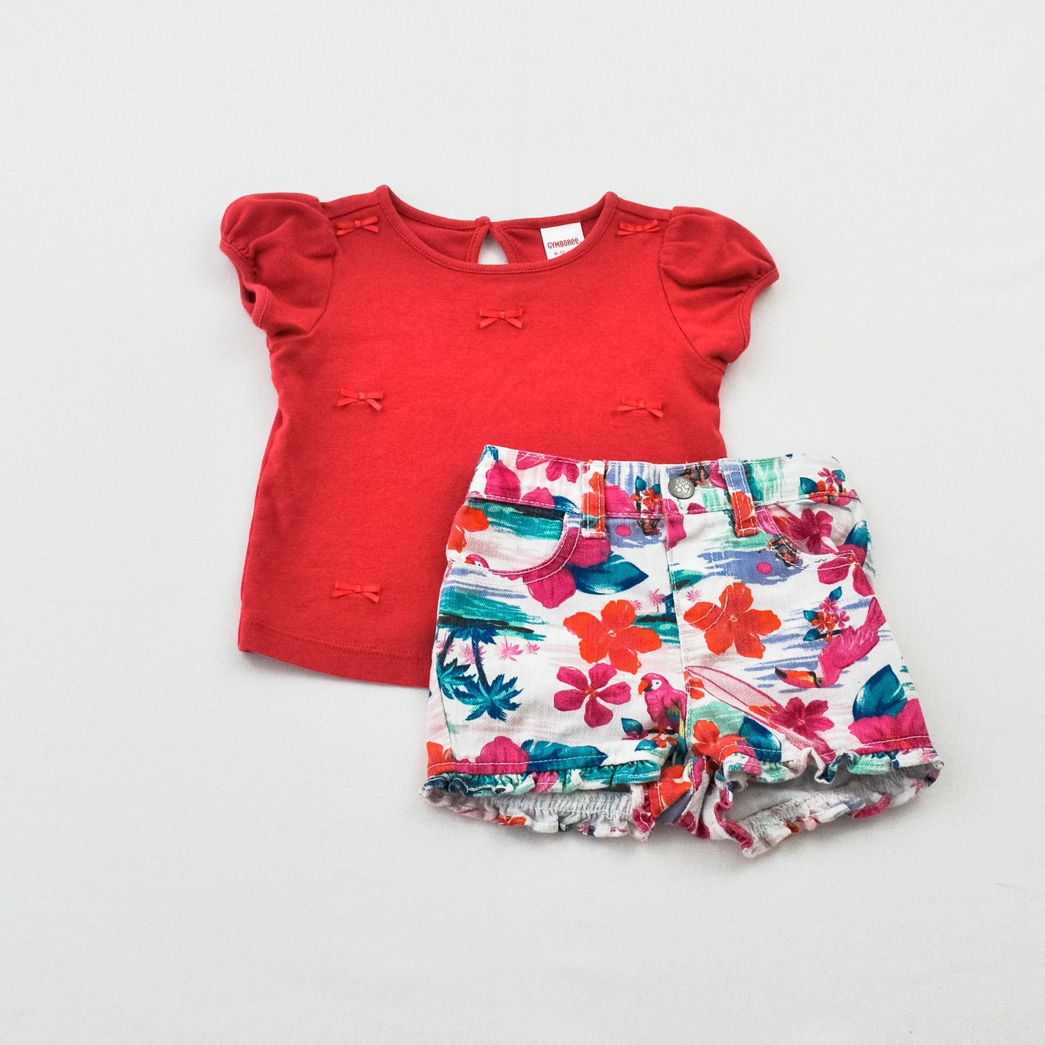 Baby Girl 9 12 Month Lot 10 Pieces Ni±a ropa Pinterest