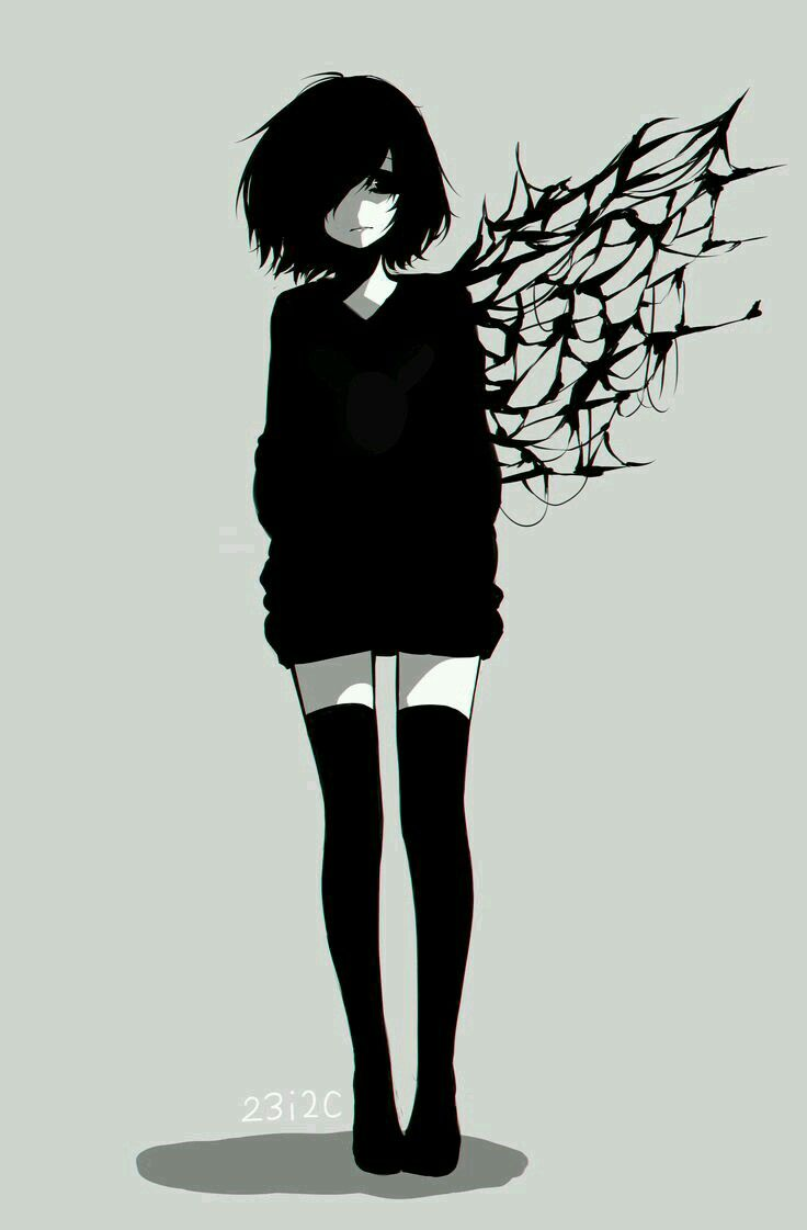 Pin by mitchy rojek on art i like pinterest emo girls and anime
