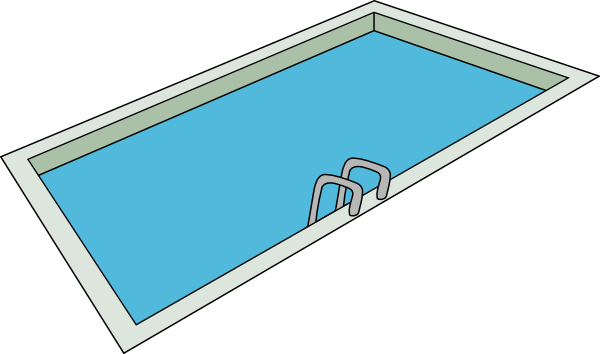 50+ Cartoon swimming pool clipart info