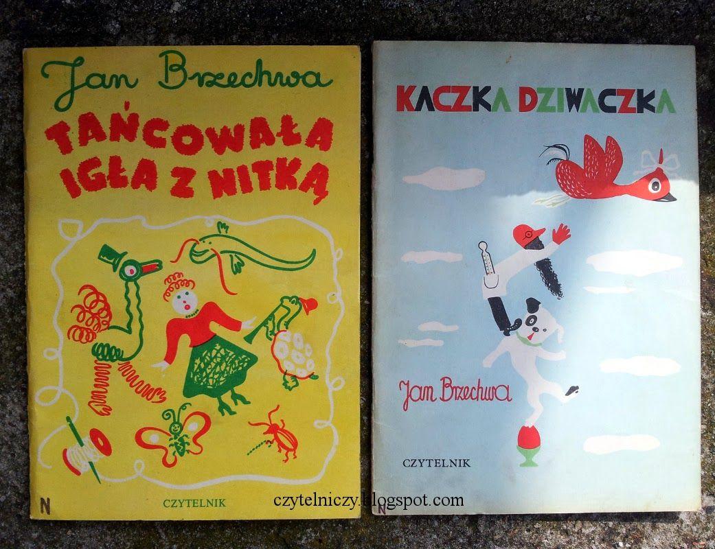 Obie Książki Brzechwy Z Ilustracjami Franciszki Themerson