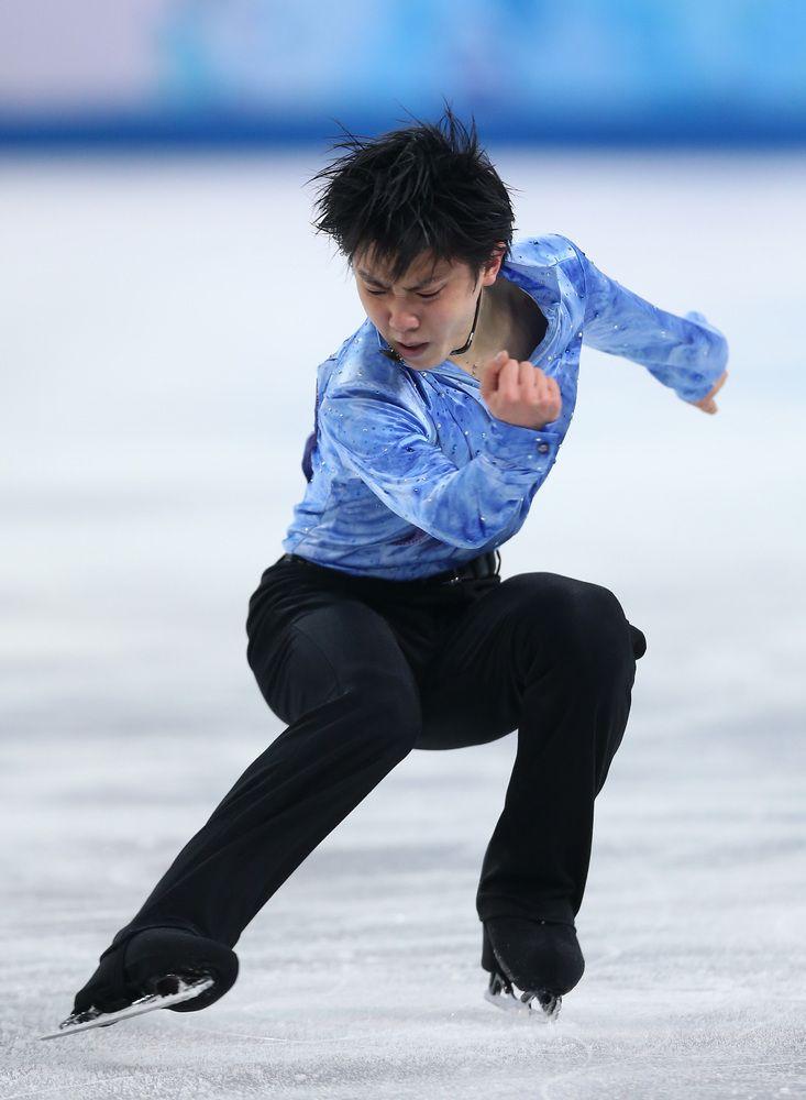 ソチオリンピック・フィギュアスケート男子シングルショートプログラム ...