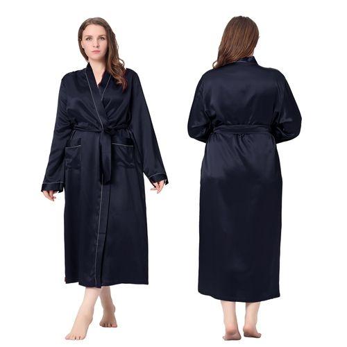 robe de chambre femme en soie longue   beautiful dresses
