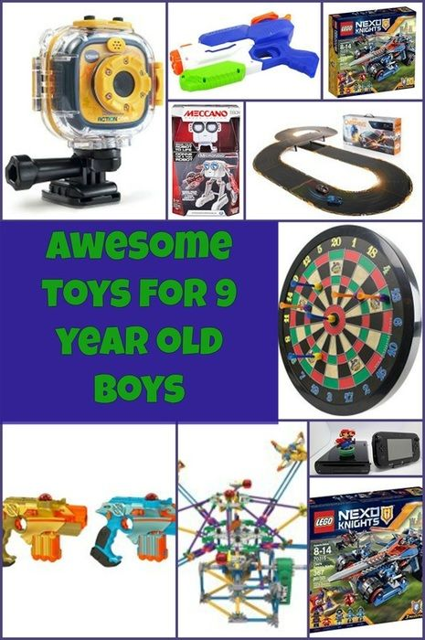 Awesome Toys For 9 Year Old Boys Christmas Gifts 2016 2017 Kids