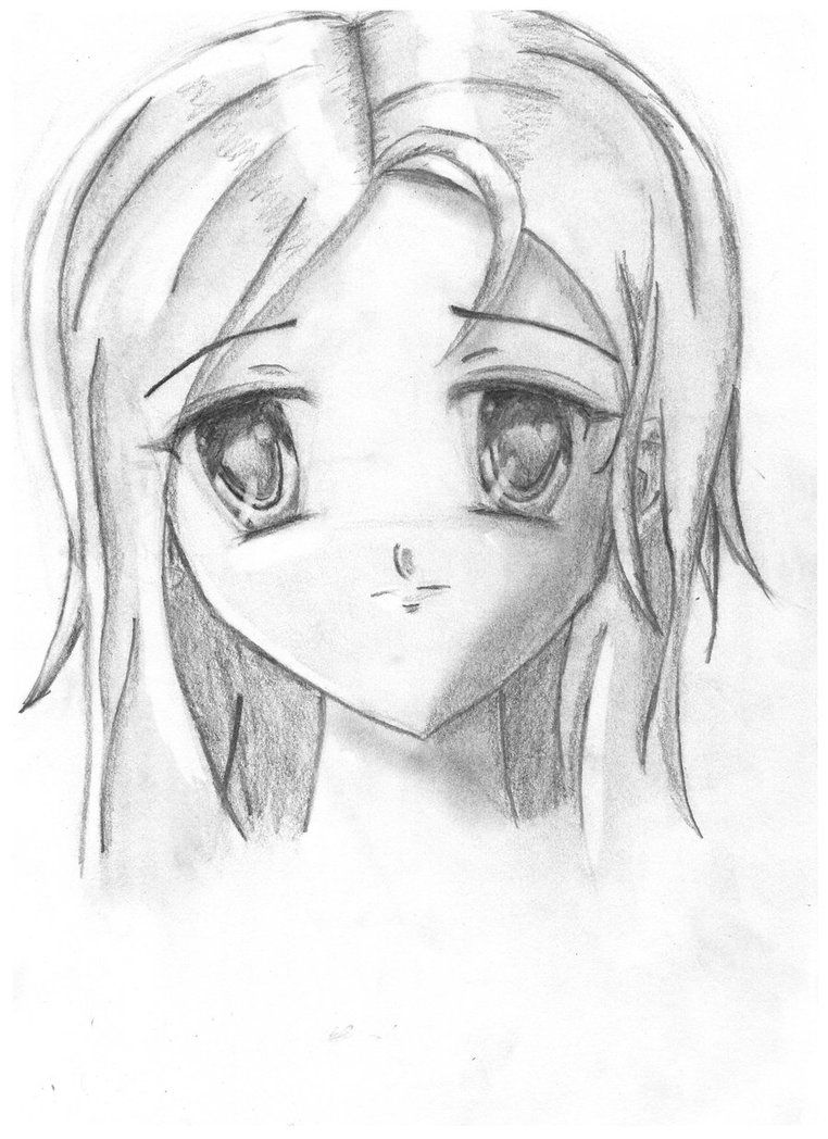 First anime drawing by purplenerds on deviantart anime